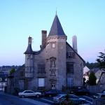 L'hôtel Ventadour Ussel
