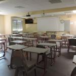 Salle de cours / Vidéoprojection